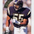 1994 Action Packed Football #103 Junior Seau - San Diego Chargers