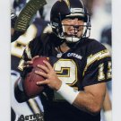 1994 Action Packed Football #101 Stan Humphries - San Diego Chargers