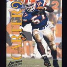 1995 Action Packed Football #108 Kevin Carter RC - Los Angeles Rams