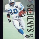 1995 Action Packed Football #031 Barry Sanders - Detroit Lions