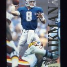 1995 Action Packed Football #020 Troy Aikman - Dallas Cowboys
