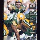 1995 Action Packed Football #015 Brett Favre - Green Bay Packers