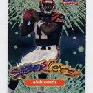 1999 Fleer Focus Football Sparklers #3S Akili Smith - Cincinnati Bengals