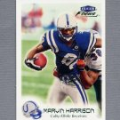 1999 Fleer Focus Football Stealth #099 Marvin Harrison - Indianapolis Colts /300