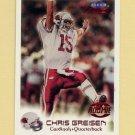 1999 Fleer Focus Football #168 Chris Greisen RC - Arizona Cardinals /2250