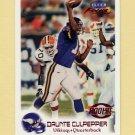 1999 Fleer Focus Football #165 Daunte Culpepper RC - Minnesota Vikings /2250
