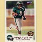 1999 Fleer Focus Football #130 Troy Smith RC - Philadelphia Eagles /3850