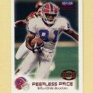 1999 Fleer Focus Football #129 Peerless Price RC - Buffalo Bills /3850