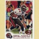 1999 Fleer Focus Football #125 Darnell McDonald RC - Tampa Bay Buccaneers /3850