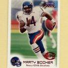 1999 Fleer Focus Football #113 Marty Booker RC - Chicago Bears /3850