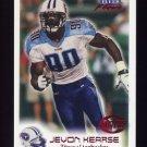 1999 Fleer Focus Football #107 Jevon Kearse RC - Tennessee Titans