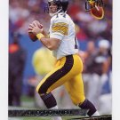 1993 Ultra Football #402 Neil O'Donnell - Pittsburgh Steelers