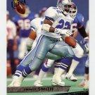 1993 Ultra Football #101 Emmitt Smith - Dallas Cowboys