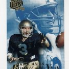 1994 Ultra Football Rick Mirer #1 - Seattle Seahawks