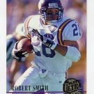 1994 Ultra Football #445 Robert Smith - Minnesota Vikings