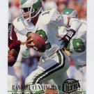 1994 Ultra Football #244 Randall Cunningham - Philadelphia Eagles