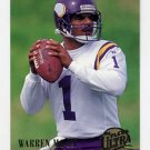 1994 Ultra Football #187 Warren Moon - Minnesota Vikings
