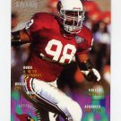 1995 FACT Fleer Shell Football #065 Eric Swann - Arizona Cardinals NM-M
