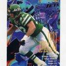1995 FACT Fleer Shell Football #024 Tony Casillas - New York Jets Ex