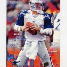 1995 FACT Fleer Shell Football #009 Troy Aikman - Dallas Cowboys NM-M