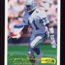 1994 FACT Fleer Shell Football #87 Eugene Robinson - Seattle Seahawks