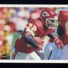 1994 FACT Fleer Shell Football #74 Marcus Allen - Kansas City Chiefs