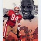 1994 Fleer Football Award Winners #5 Dana Stubblefield - San Francisco 49ers