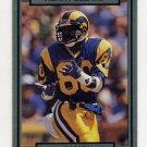 1990 Action Packed Football #134 Henry Ellard - Los Angeles Rams