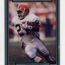 1990 Action Packed Football #046 Eric Metcalf - Cleveland Browns