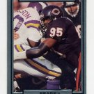 1990 Action Packed Football #023 Richard Dent - Chicago Bears