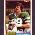 1981 Topps Football #342 Mark Gastineau RC - New York Jets