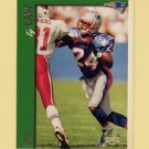 1997 Topps Football Minted In Canton #218 Ty Law - New England Patriots