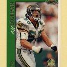 1997 Topps Football Minted In Canton #181 Jeff Lageman - Jacksonville Jaguars