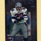 1997 Topps Football Mystery Finest Bronze #M18 Curtis Martin - New England Patriots
