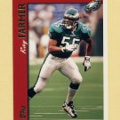 1997 Topps Football #363 Ray Farmer - Philadelphia Eagles