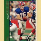 1997 Topps Football #296 Todd Collins - Buffalo Bills