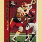 1997 Topps Football #286 Michael Westbrook - Washington Redskins