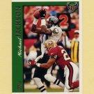 1997 Topps Football #253 Michael Jackson - Baltimore Ravens