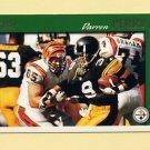 1997 Topps Football #247 Darren Perry - Pittsburgh Steelers
