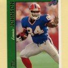1997 Topps Football #233 Lonnie Johnson - Buffalo Bills