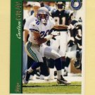 1997 Topps Football #148 Carlton Gray - Indianapolis Colts