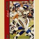 1997 Topps Football #144 Robert Smith - Minnesota Vikings