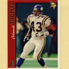 1997 Topps Football #073 Orlando Thomas - Minnesota Vikings