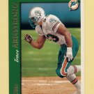 1997 Topps Football #061 Trace Armstrong - Miami Dolphins