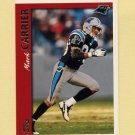 1997 Topps Football #057 Mark Carrier - Carolina Panthers