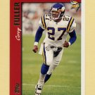 1997 Topps Football #034 Corey Fuller - Minnesota Vikings