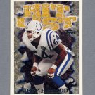 1995 Topps Football Hit List #09 Jeff Herrod - Indianapolis Colts