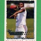 1995 Topps Football #430 Steve McNair RC - Houston Oilers