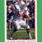 1995 Topps Football #379 Todd Collins - New England Patriots