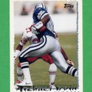 1995 Topps Football #375 Michael Irvin - Dallas Cowboys